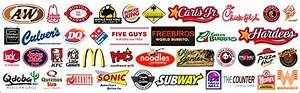 American Restaurant Chain Logos
