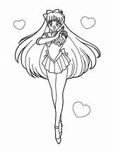 Sailor Coloring Moon Anime Pages Soldier Characters Sheets Drawing Colouring Cat Justice Printable Chibi Venus Sheet Cartoon Sailormoon Coloringsky Kitty sketch template
