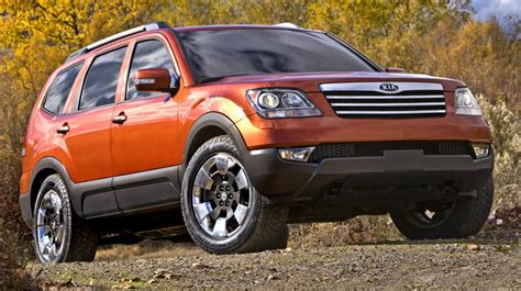 kia borrego availability specs price interior mpg