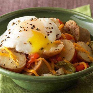 Egg Sausage Potato Breakfast Casserole Recipes