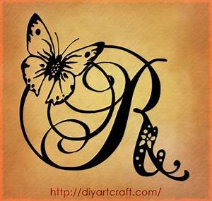 Letter R Tattoo Gallery | www.pixshark.com - Images ...