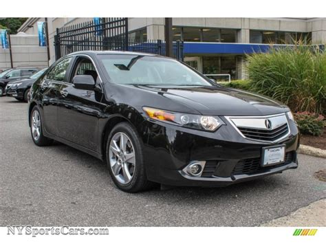 Acura Tsx 2012 For Sale by 2012 Acura Tsx Sedan In Black Pearl 014293