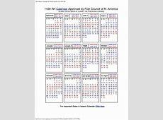 Hijri Calendar 1439 calendar yearly printable