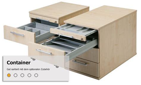 Singlehaus Funktional Flexibel Und Guenstig by Rollcontainer G 252 Nstig Funktional Moebelshop24 De