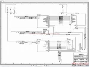 Tesla Model X 2015-2016 Workshop Manual