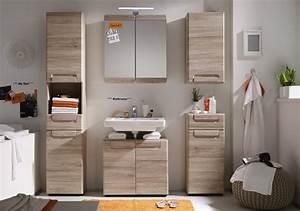 Eiche San Remo Hell : bad h nge stauraumelement malea siena von trendteam eiche san remo hell ~ Orissabook.com Haus und Dekorationen