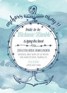 Bridal Shower Themes: Fun, Cute Nautical, Outdoor