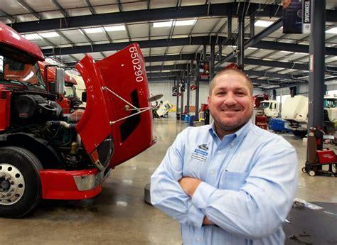 volvo mack trucks location opens  robinson business