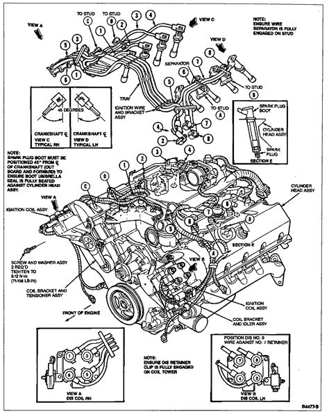 You Know The Firing Order For Grand Marquis Mercury