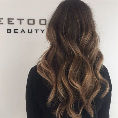gorgeous  inspiring balayage color  styling ideas