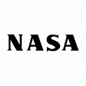 Image Gallery nasa logo font