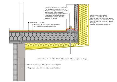 bureau des permis la maison passive détails raccords plancher bas mur