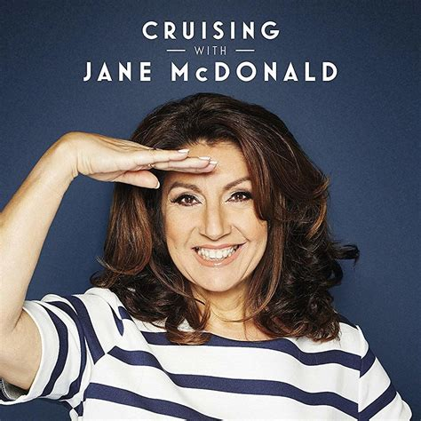 Cruising with Jane McDonald | TVmaze