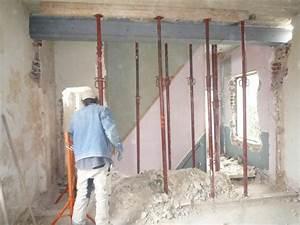 Agrandir Une Ouverture Dans Un Mur Porteur : ouverture de mur porteur paris ~ Voncanada.com Idées de Décoration