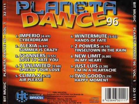 Planeta Dance 96 (cd1) Youtube