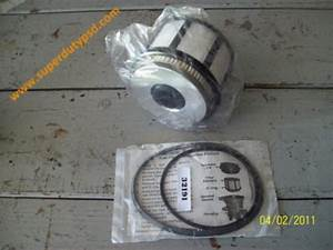 Roger Vivi Ersaks  2004 Ford F 250 Fuel Filter Location