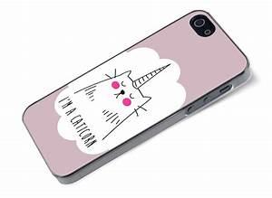 Coque Iphone 5 : coque iphone 5 5s caticorn master case ~ Teatrodelosmanantiales.com Idées de Décoration