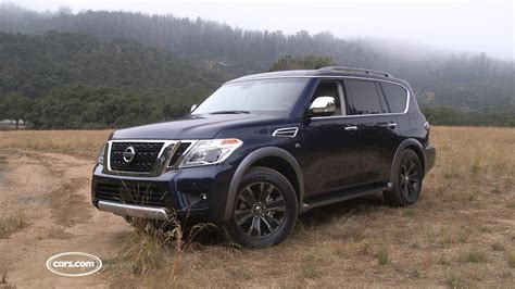 Armada Car 2019 Nissan Armada Strengthens Safety Features For Small