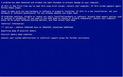 Screen Death Fake Window Windows Error Create