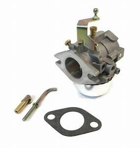 Carburetor With Gasket For John Deere  U0026 Kohler 10 12 14 16