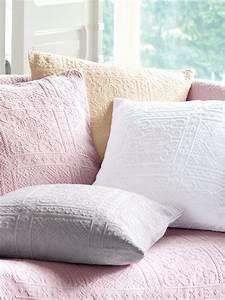 Couch überwurf Xxl : peter hahn berwurf f r couch und bett ca 270x250cm ecru ~ Eleganceandgraceweddings.com Haus und Dekorationen