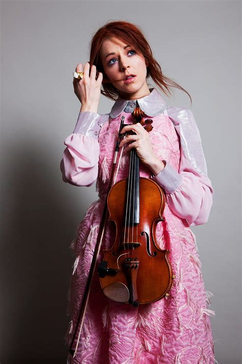 Meet Lindsey Stirling, the Violinist Winning Our Hearts