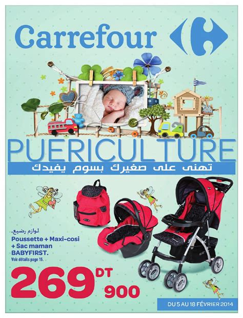 sieges auto carrefour catalogue carrefour quot periculture quot by carrefour tunisie issuu
