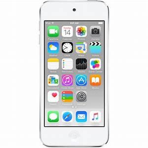 Apple 64GB iPod touch (Silver) (6th Generation) MKHJ2LL/A B&H