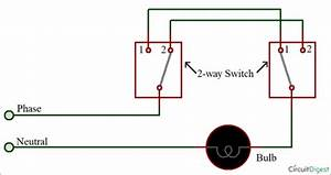 2 Way Switch Wiring Diagram  With Images