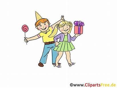 Clipart Feier Familienfeier Clip Celebration Fejring Feiring