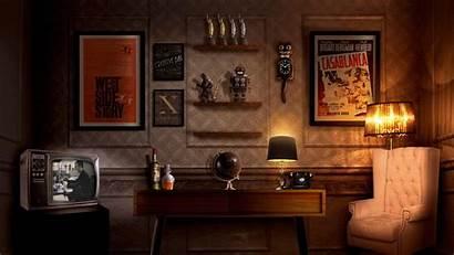 Zoom Backgrounds Office Bar Bg Creative