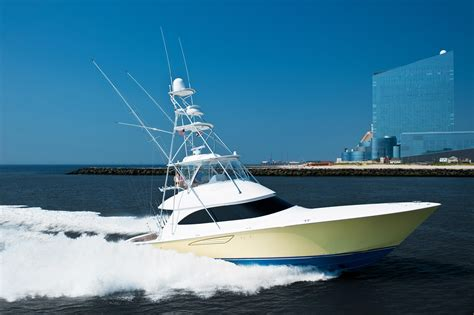 Viking Boats by 2018 Viking 52 Convertible Power Boat For Sale Www