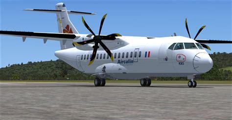 TÉLÉCHARGER ATR 42-500 72-500 Pack FSX & P3D - Rikoooo