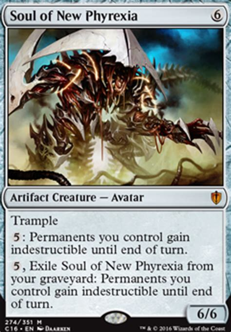 mtg new phyrexia event deck list soul of new phyrexia c16 mtg card