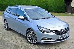 Where Space Is A Monster Issue  The Vauxhall Astra Estate
