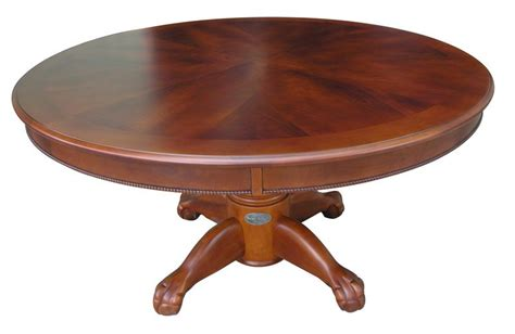 round poker table with dining berner billiards 60 quot round poker table in antique walnut