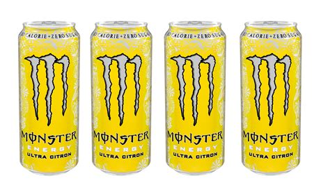 Monster Energy Ultra Citron launches as low cal energy ...