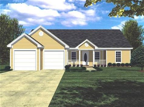Small Ranch Style House Plans With Basements House Design