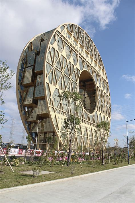 gallery  guangzhou circle joseph  pasquale architect