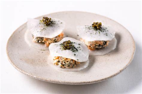 food canapes caviar recipes canapes
