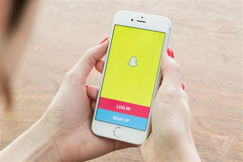 snapchat for iphone snapchat is way more popular on ios than android the verge