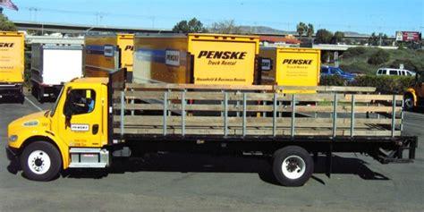 12 Things To Know Before Getting Penske Truck Rental