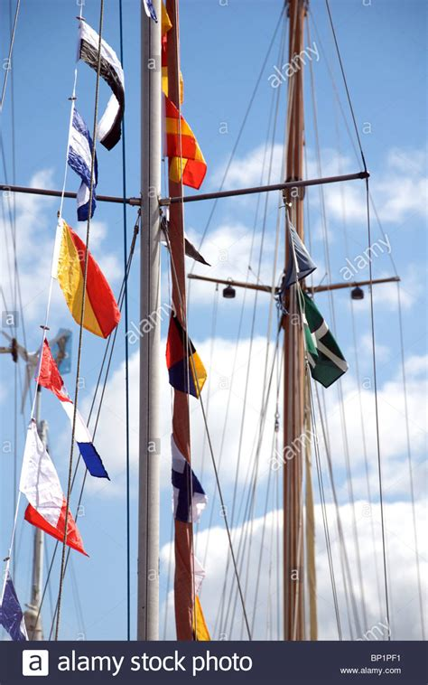 Boat Flags And Pennants Uk by Flag Stock Photos Flag Stock Images Alamy
