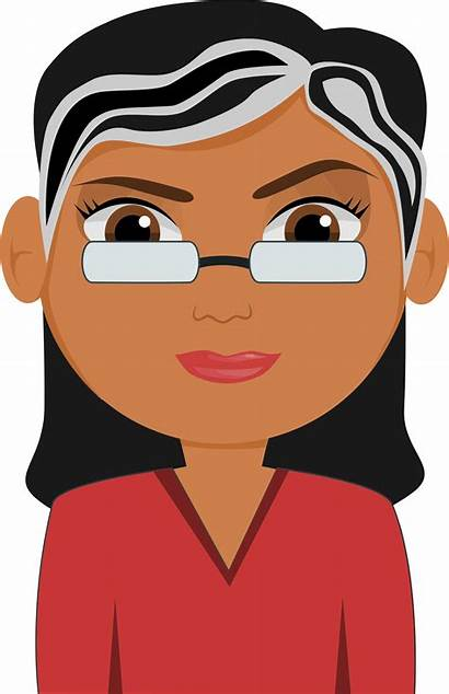 Clipart Guru Gambar Teacher Cartoon Glasses Sunglasses