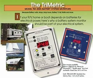 Bogart Engineering Trimetric Battery Monitors