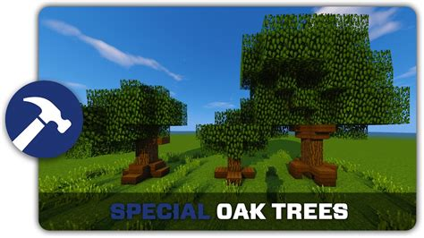 minecraft building tutorial   build custom oak