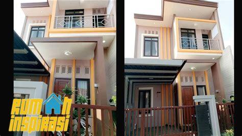 desain rumah minimalis  lantai terbaru lengkap