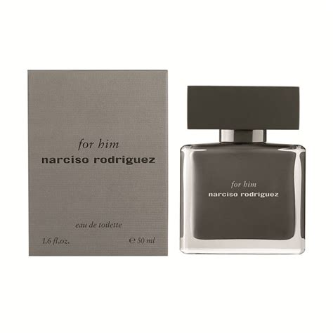 narciso rodriguez for him eau de toilette 50ml feelunique