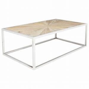 Parquet coffee table oka for Parquet coffee table