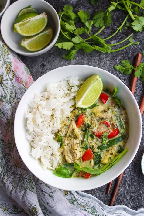 thai kitchen green curry low fodmap thai green curry a saucy kitchen 7174